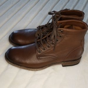 Frye Tyler Lace Boots  NWT